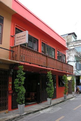 Local Bed And Breakfast by 3 Thonburi Guesthouses And Hotels Travelfish Org