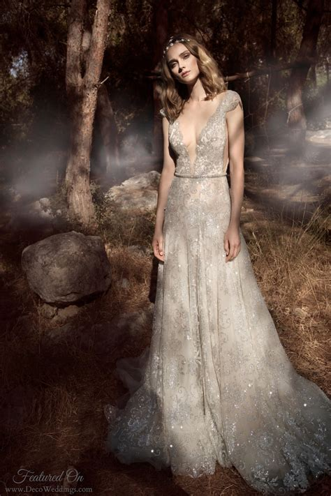 Vintage Inspired Wedding Dresses by Vintage Inspired Wedding Dresses Galia Lahav