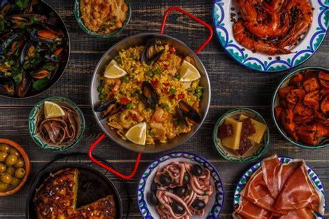 les saveurs de la cuisine espagnole magazine avantages