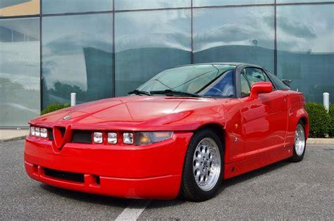 Alfa Romeo Sz For Sale by 1991 Alfa Romeo Sz For Sale 1835725 Hemmings Motor News