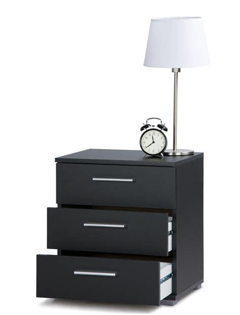 Nachtkonsole Hoch by Nachttisch Schwarz Modell Nach Wahl Nachtkonsole
