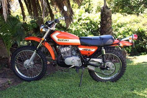 1972 Suzuki Ts 125 Suzuki Ts125 Model History