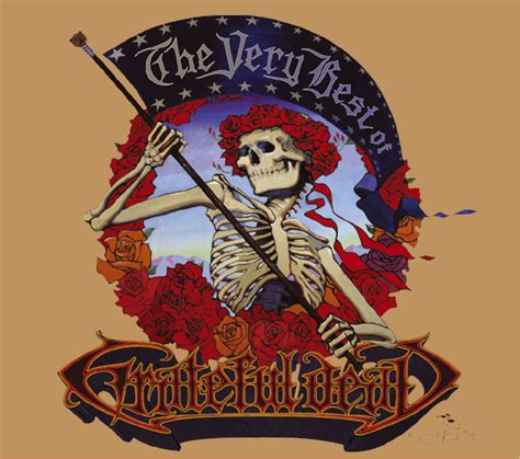 Grateful Dead The Best Of Skeletons From The Closet by The Best Of Grateful Dead
