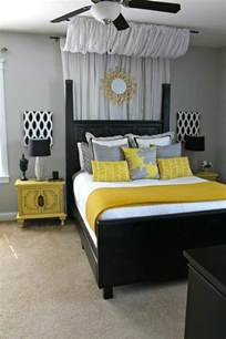 yellow white grey bedroom 22 beautiful bedroom color schemes decoholic