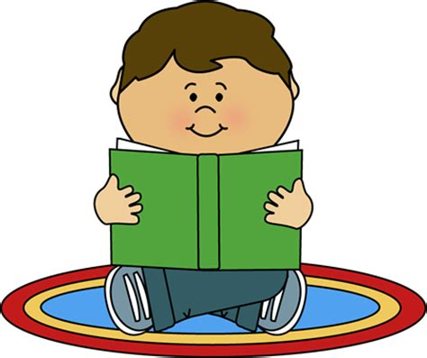 Boy And Reading Clipart boy reading clipart 101 clip