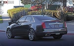 2014 Cadillac Cts Rims