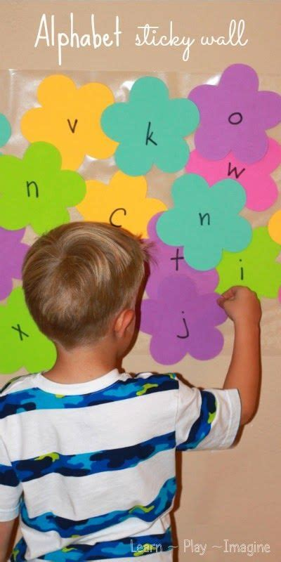 spark create imagine learning activity create an alphabet sticky wall to work on letter