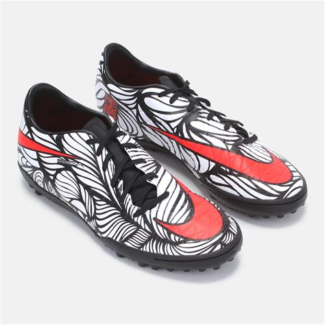 footballer shoes nike hypervenom phelon ii njr turf football shoe