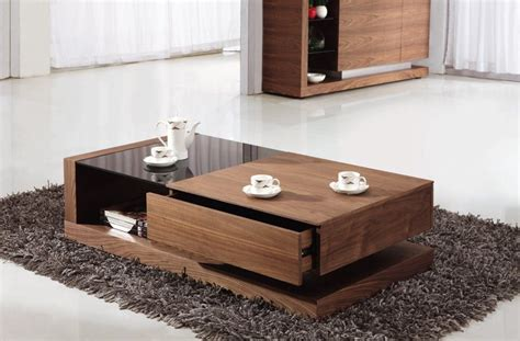 Coffee Table: Inspiring Coffee Table With Storage Design