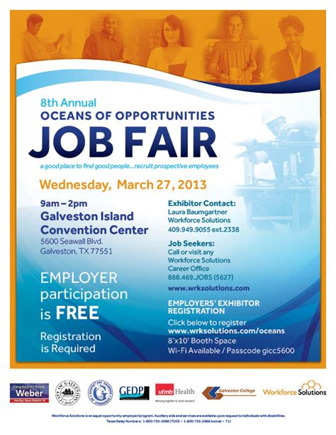 best photos of job recruiting flyer template job fair