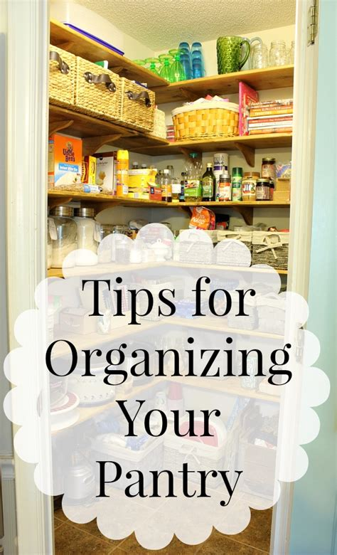 organizing your pantry tips for organizing your pantry daisymaebelle