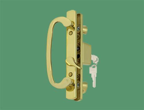 Patio Glass Door Replacement Handles And Locks by 82 034 Legacy Keyed Handle Set 3 15 16 Quot 1 3 8 Quot Door