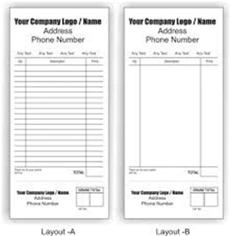 phone text template read receipt free printable receipts rediform rent receipt book