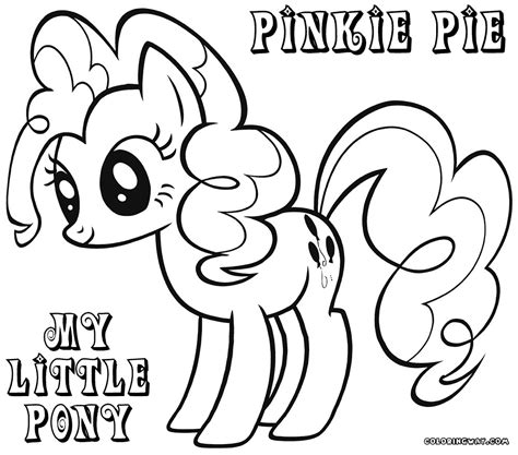 my little pony new coloring pages my little pony coloring pages of pinkie pie new my little
