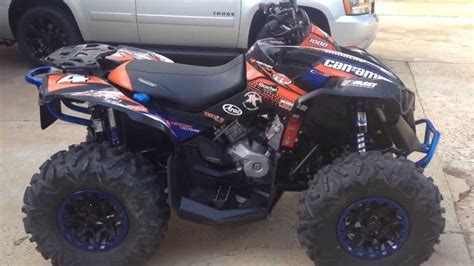 can am renegade for sale sold 2012 can am renegade 1000 xxc for sale