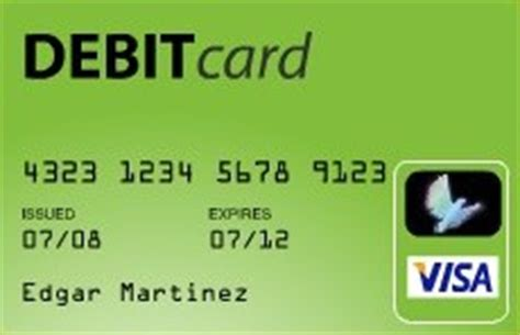 Visa Gift Card Expiration Date - the parts of a debit card hands on banking