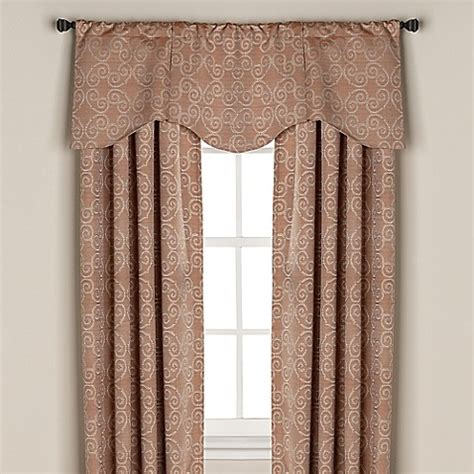 what are back tab panel curtains captiva rod pocket back tab window curtain panel bed