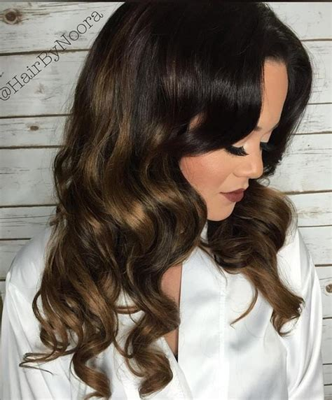best hair color for deep winters the best winter hair colors you ll be dying for in 2016
