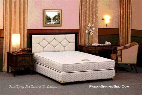 Bed Guhdo Emerald matrass jakarta harga bed termurah di indonesia