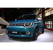 Suzuki 2018 Ignis  Locks In For Australia