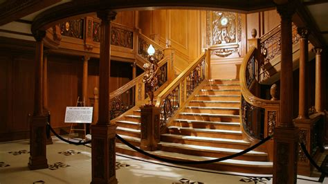 Titanic Grand Staircase   Titanic Wallpaper (11305692)   Fanpop