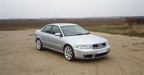Audi A4 B5 Rs4 Body Kit by Silver Audi A4 B5 Body Kit Google Search A4