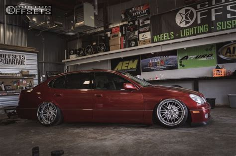 bagged lexus gs300 1999 lexus gs300 weds kranze borphe uas bagged
