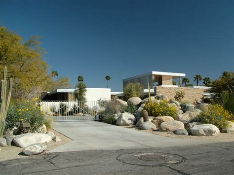 Kaufmann House Palm Springs by 301 Moved Permanently