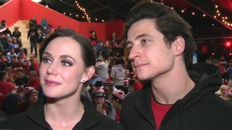 G P Scotie tessa and are officially winter fans etcanada