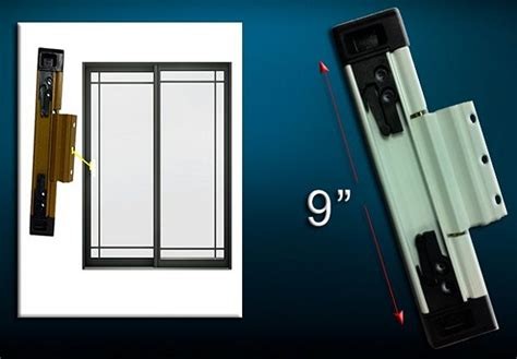 how to secure a sliding patio door best way to secure a sliding glass door hardware