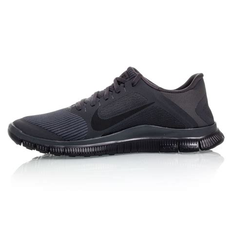 mens nike free 4 0 v3 running shoes nike free 4 0 v3 mens running shoes black anthracite