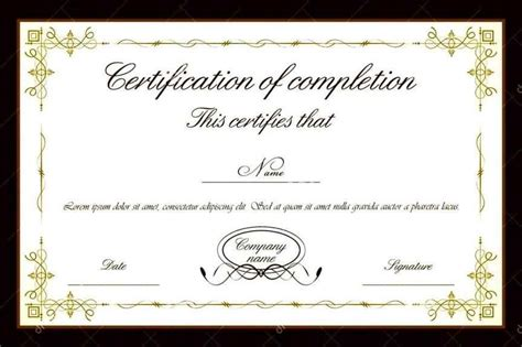 free editable certificates templates free editable certificates gse bookbinder co