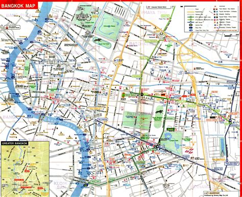bangkok map 010 bangkok map 2