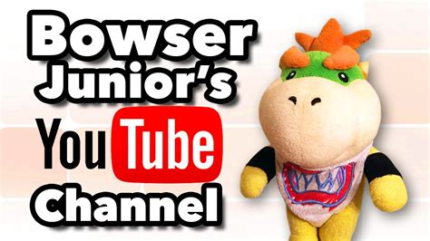 S M L sml bowser junior s channel