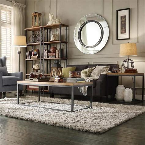 Style Industriel Salon by Personnalisez Votre Salon Avec Le Meuble Tv Industriel