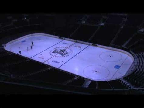 staples center making of the la kings ice 2011 youtube