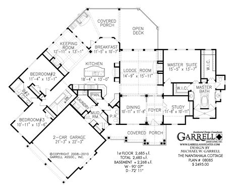 mountain house floor plans numberedtype
