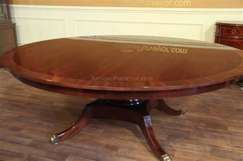 84 inch dining custom american made classic 84 inch round dining table