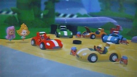 nonny bubble guppies driving racing car coloring page the crayon prix trivia bubble guppies wiki fandom