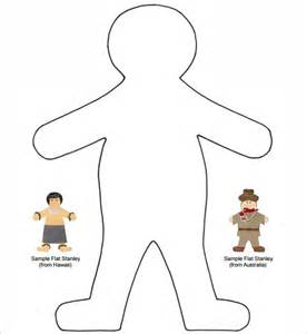 Printable Flat Stanley Template by Flat Stanley Template 8 Free Pdf Sle
