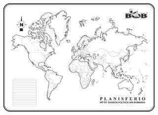 imagenes de un planisferio en blanco y negro planisferio divisi 243 n pol 237 tica s n