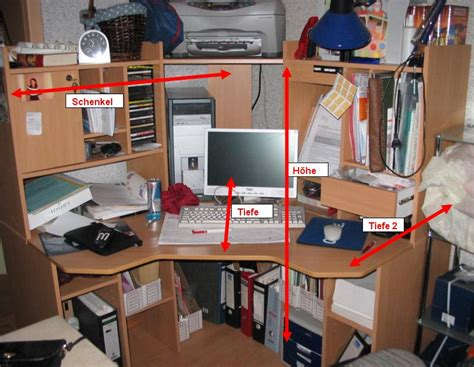Eck Pc Schreibtisch by B 252 Ro Gesch 228 Ft Kleinanzeigen In Lichtenfels