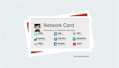 networking card template network card template btemplates