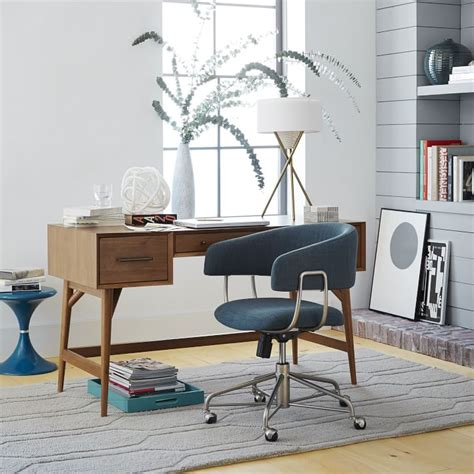 West Elm Office Desk by 8 Pieces Of Eco Friendly Furniture To Green Up Your Office