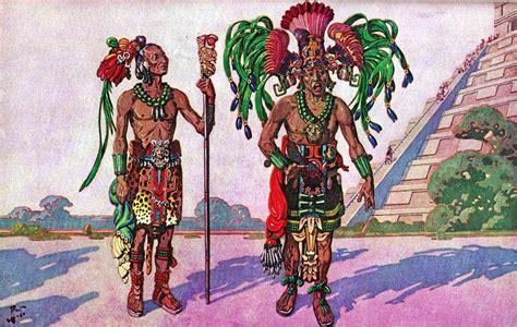 imagenes vestimenta maya hombres mayas aztecas e incas orgnizaci 211 n politica