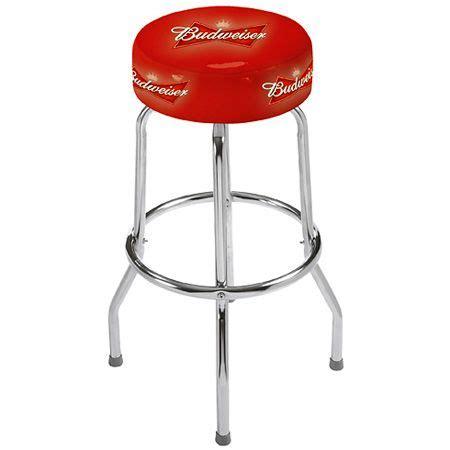 bud light leather chair bud light cushioned folding stool b o g contemporary