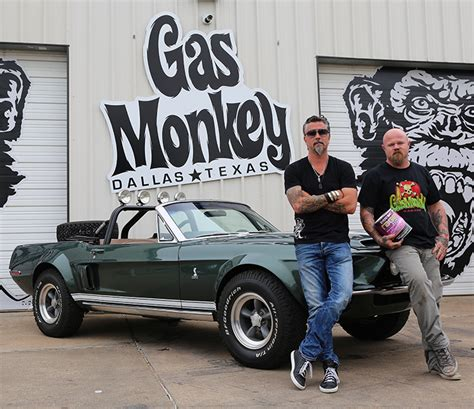 Gas Monkey Garage by Gas Monkey Garage Selects Products From Evercoat