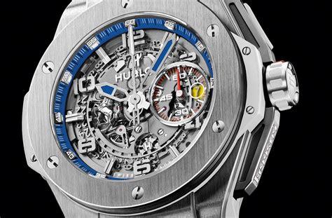 Jam Tangan Pria Hublot Big 1 big 305 by hublot timepiece is the gentlemen s gift autoevolution