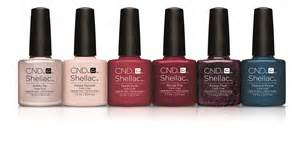 Colors fall nail polish trends review 2016 cnd shellac 14 day color