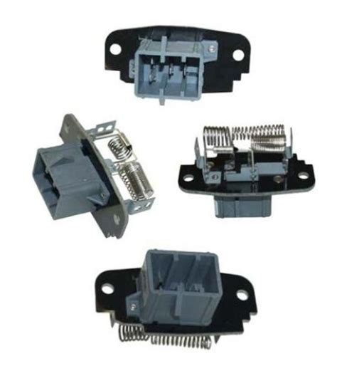 blower motor resistor for ford explorer explorer mountaineer explorer sport trac ranger blower motor resistor